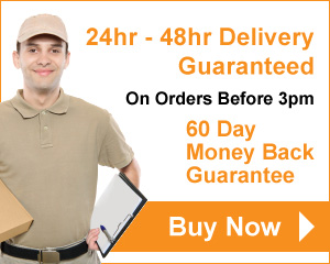 Same day dispatch on orders before 4pm